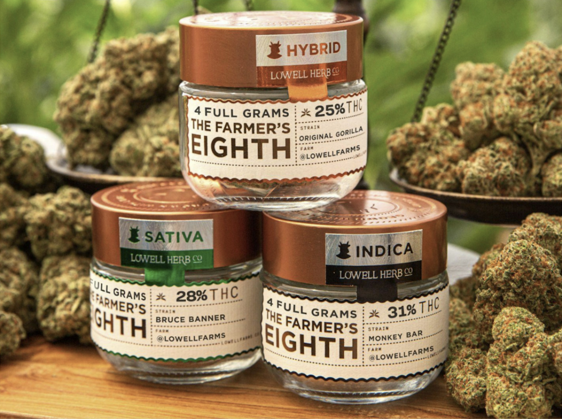 Introducing The Farmer's Eighth from Lowell Farms